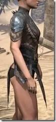 Malacath Iron Cuirass - Female Right