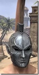 Militant Ordinator Iron Helm - Male Front