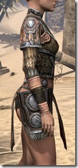 Nord Dwarven Cuirass - Female Right