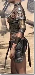 Nord Dwarven Cuirass - Female Side