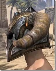 Nord Dwarven Helm - Male Side
