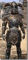 Nord Dwarven - Male Close Front