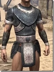 Nord Iron Cuirass - Male Front