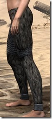 Nord Iron Greaves - Female Side