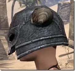Nord Iron Helm - Female Side