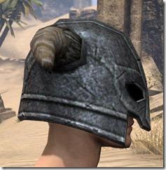 Nord Iron Helm - Male Right
