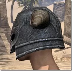 Nord Iron Helm - Male Side