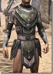 Nord Orichalc Cuirass - Male Front