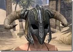 Nord Orichalc Helm - Female Front