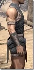 Silken Ring Iron Cuirass - Male Right