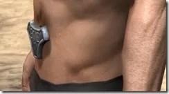 Silken Ring Iron Girdle - Male Side