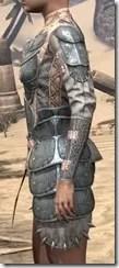 Telvanni Iron Cuirass - Female Side