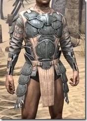 Telvanni Iron Cuirass - Male Front