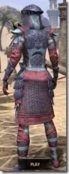 Telvanni Iron - Dyed Rear