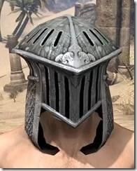 Telvanni Iron Helm - Male Front