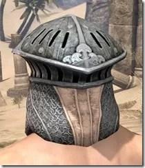 Telvanni Iron Helm - Male Rear