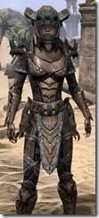 Wood Elf Dwarven - Female Close Front