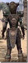 Wood Elf Dwarven - Female Close Rear