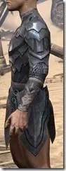 Xivkyn Iron Cuirass - Male Side