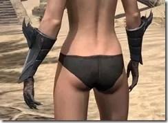 Xivkyn Iron Gauntlets - Female Rear