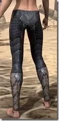 Xivkyn Iron Greaves - Female Rear