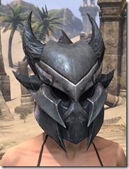 Xivkyn Iron Helm - Female Front