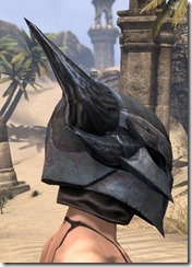Xivkyn Iron Helm - Female Right