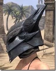 Xivkyn Iron Helm - Female Side