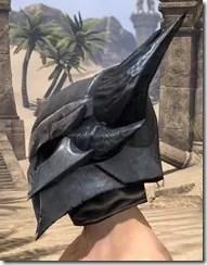 Xivkyn Iron Helm - Male Side
