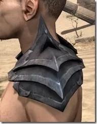 Xivkyn Iron Pauldron - Male Side