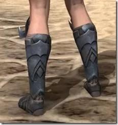 Xivkyn Iron Sabatons - Female Rear