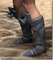 Xivkyn Iron Sabatons - Female Side