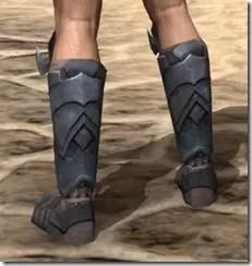 Xivkyn Iron Sabatons - Male Rear