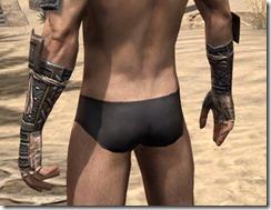 Akaviri Iron Gauntlets - Male Rear
