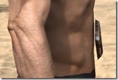Akaviri Iron Girdle - Male Rear