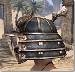 Akaviri Iron Helm - Female Side