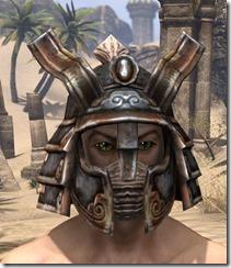 Akaviri Iron Helm - Male Front