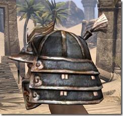 Akaviri Iron Helm - Male Side