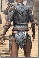 Aldmeri Dominion Iron Cuirass - Female Rear