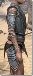 Aldmeri Dominion Iron Cuirass - Female Right