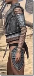 Aldmeri Dominion Iron Cuirass - Female Side