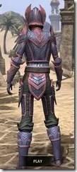 Aldmeri Dominion Iron - Dyed Rear