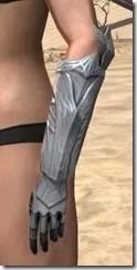 Aldmeri Dominion Iron Gauntlets - Female Side
