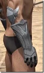 Aldmeri Dominion Iron Gauntlets - Male Right