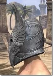 Aldmeri Dominion Iron Helm - Male Side