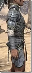 Ancient Elf Iron Cuirass - Male Right