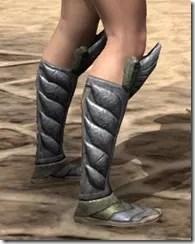 Ancient Elf Iron Sabatons - Female Right