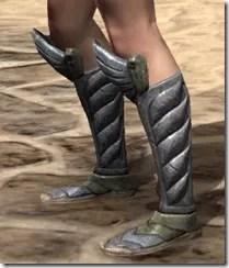 Ancient Elf Iron Sabatons - Female Side