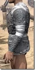 Ashlander Iron Cuirass - Male Side