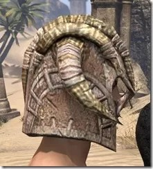 Barbaric Iron Helm - Male Right